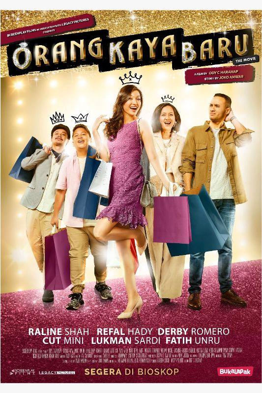 poster orang kaya baru the movie